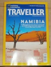 National Geographic Traveller Magazine March 2021 Namibia -