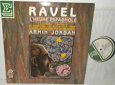 NUM 75318 Ravel L'Heure Espagnole Nouvel Orchestre Philharmonique Armin Jordan