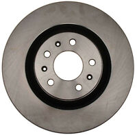 Disc Brake Rotor-Non-Coated Front ACDelco Advantage 18A1755A