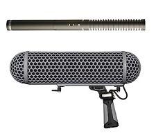 RODE Blimp and NTG-2 Condenser Shotgun Microphone