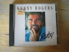 cd album kenny rogers ruby