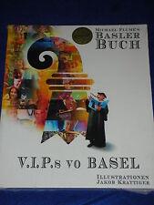 michael flume's BASLER BUCH Jakob Krattiger V.I.P vo BASEL schweiz ROGER FEDERER