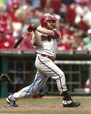 JASON KUBEL ARIZONA DIAMONDBACK SIGNED AUTOGRAPHED 8x10 PHOTO W/COA
