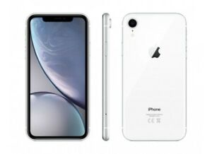 NEW Apple iPhone XR 256GB White Factory Unlocked Worldwide Shipping