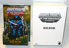 KELDOR 1st ISSUE MASTERS OF THE UNIVERSE CLASSICS FIGURE MOTUC