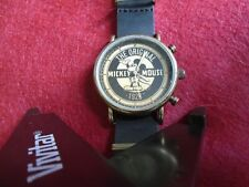 New listing Disney Accutime Antique Style The Original Mickey Mouse 1928 Watch Mk5234B5