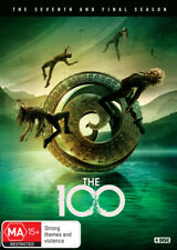 The 100 Seventh and Final Season 7 DVD Like Region 4
