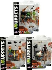 Diamond Select Toys The Muppets Series 1 Set of 7 Figures New
