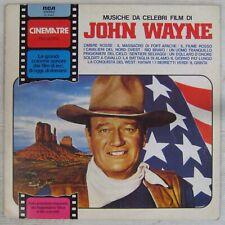 Musique des films de John Wayne 33 tours Italie