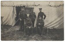 Pre-1914 Corps and Regiments Postcard