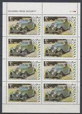 Tanzania 1986 ** mi.310 Automobili CARS OLDTIMER ROLLS-ROYCE PHANTOM II [st1606]