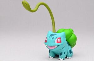 Pokemon Anime Desktop Stationary Display Decoration SD Figure ~ Bulbasaur @85001