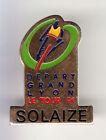 RARE PINS PIN'S .. VELO CYCLISME CYCLING TOUR DE FRANCE SOLAIZE LYON 69 ~BY