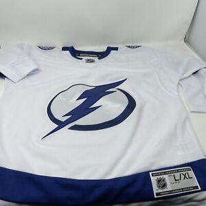 NHL Hockey Jersey Tampa Bay Lightning Stitched Youth Size Large/XLarge