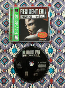 Resident Evil Director's Cut Greatest Hits (Sony PlayStation 1, 1998)