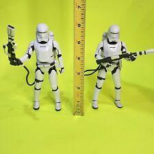 Star Wars Black Series 6-inch First Order Flametrooper Lot