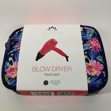 Sutra Travel Mini Blow Dryer Sutra Beauty 1000 W Ultra Quiet ionic motor Light