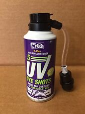 Genuine IDQ R134a 5 Shot UV Dye Charge Leak Detector With Hose 2.1oz