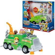 Paw Patrol Total Team Rocky´s Truck mit 6 Welpen Figuren ! Neu & Ovp!!