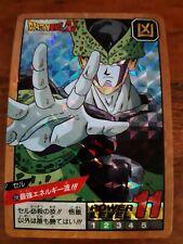 Carte Dragon Ball Super Battle N°298/ Power Level Face A