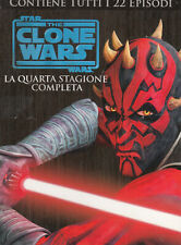 Star wars The clone wars Stagione 4 Completa con n. 5Star wars The clone wars...