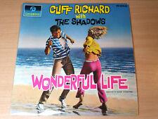 Cliff Richard & The Shadows/Wonderful Life/1964 Columbia Mono LP + Inner Sleeve
