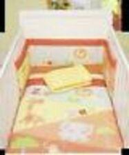 New Lollipop Lane Zig Zag Zoo Liquorice Corner Cot linen Set Warm Soft