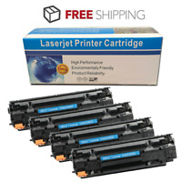 4PK 9435B001 CRG137 Toner Cartridge for Canon 137 ImageClass MF217w MF227 MF232w