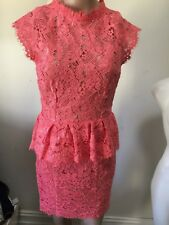 SZ 8 WITCHERY LACE COCKTAIL DRESS  *BUY FIVE OR MORE ITEMS GET FREE POST