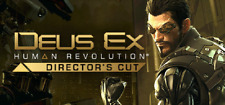 Deus Ex: Human Revolution - Director's Cut PC *STEAM CD-KEY* 🔑🕹🎮