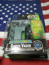 Star Wars Power of the Force Electronic Power Darth Vader figure