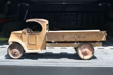 Steelcraft C Cab Mack Delivery Truck 1920s - Pressed Steel - USA - issues