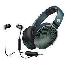 Skullcandy HESH 3 Wireless Psycho w/ JIB Wireless Black Headphones
