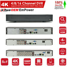 4Ch 8Ch 16Ch Digital Video Recorder 4K Dvr Hdmi P2P for Security Camera system