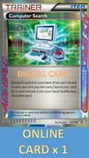 Pokemon Computer Search 137/149 - Digital Card - Pokemon TCG ONLINE