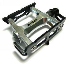 Wellgo Pedals Track, Fixie, Road, Toe Clip, Retro R025