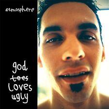 God Loves Ugly [Digipak] by Atmosphere (CD, 2009, + Bonus 2 Hour DVD) New