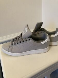 Adidas Stan Smith Ladies Trainers Size Uk 5.5 Canvas