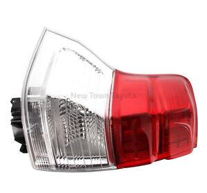 Genuine Toyota LH Rear Tail Light/Lamp Land Cruiser Prado