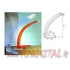 LAMPE 36 LED PVC TRANSPARENT EFFET GLACE DE TABLE BUREAU BUREAU PC