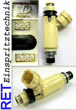 Einspritzdüse DENSO 4100 Daihatsu Cuore L 701 gereinigt & geprüft