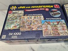 Jan Van Haasteren 30th Anniversary Box Set. Please Read Description B4 Bidding !