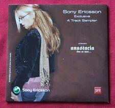 Anastacia, left outside alone, CD promo SFR - Sony Ericsson