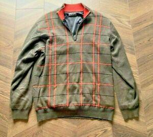 Ping Merino Sweater Jumper 1/4 zip top M WATERPROOF WET GEAR