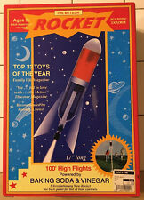 THE METEOR ROCKET SCIENTIFIC EXPLORER KIT NEW IN PACKAGE 2011 TOY OF THE YEAR 9+