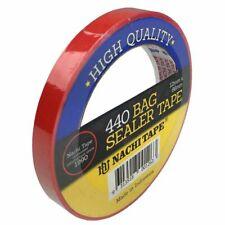 Stylus PVC Bag Sealing Tape Red 12mm X 66m
