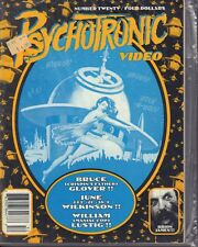 Psychotronic Video #20 Bruce Glover June Wilkinson 020218DBE2
