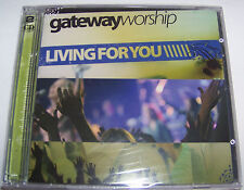 Living For You by Gateway Worship (2-Disc CD + DVD Set) Integrity Music Praise