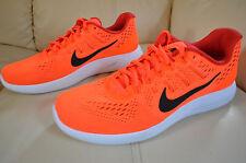 New Nike Mens Lunarglide 8 Run Running Shoes 843725-800 Sz 10 Total Crimson
