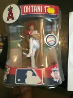 F14 Shohei Ohtani Anaheim Angels MLB Imports Dragon Baseball Action Figure 6""